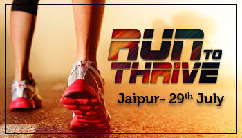 Run To thrive(Jaipur)