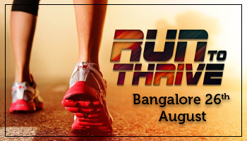 Run To thrive(Bengaluru)