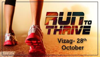 Run To thrive(Vizag)
