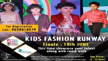 Kids Fashion Runway Pune