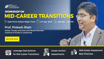 Workshop on Mid Career Transition