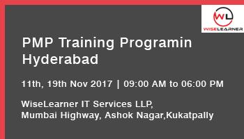 Best PMP Training Program with best Tutor in Hyderabad