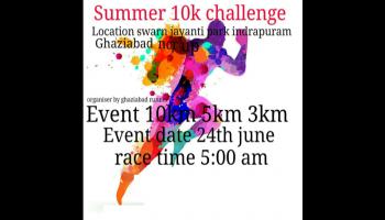 Summer 10K Challenge