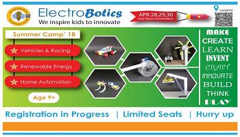 Summer camp by Electrobotics