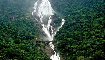 Dudhsagar trek and dandeli rafting