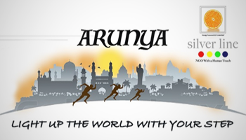 ARUNYA RUN TO EDUCATE