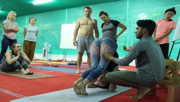 300 Hour Ayurveda and Yoga Teacher Training in Kerala