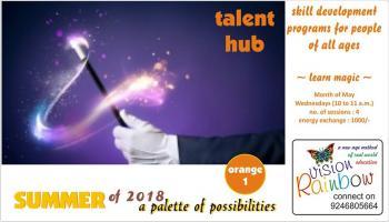 Talent Hub - Magic