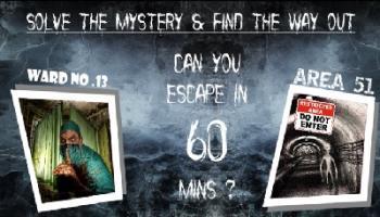 Escapology - The Live Escape Games WARD 13