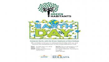 World Earth Day at New Kolkata Serampore