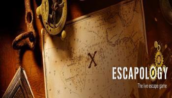 Escapology - The Live Escape Games MONOCHROME
