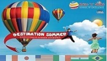 Destination Summer- Anna Nagar East