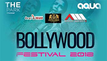 Bollywood Festival 2018 @ The Park- AQUA