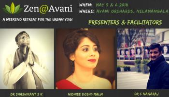 Zen at Avani : A Weekend Retreat For The Urban Yogi
