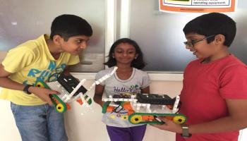 Summer Camp in Chembur for Juniors (Going to Grade 2, 3, 4 and 5)