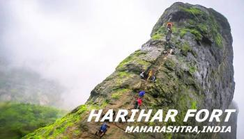 Thrill Trek : Harihar Fort