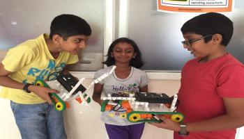Summer Camp in Chembur for Seniors (Going in Grade 6, 7, and 8) by Science Utsav