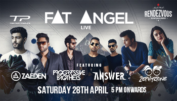 Fat Angel Live in Hyderabad