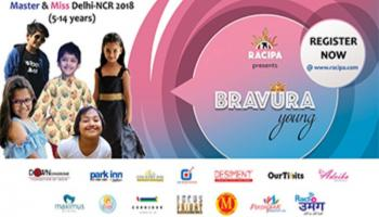 Bravura young -master Ms delhi -Ncr 2018