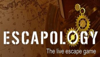 Escapology - The Live Escape Games MONOCHROME