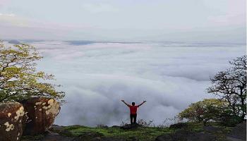 One day Monsoon Trek to Sudhagad