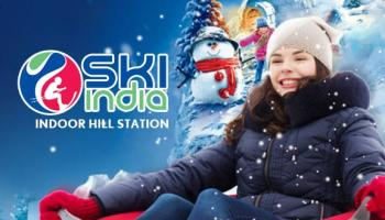 Snow adventure park - Ski India