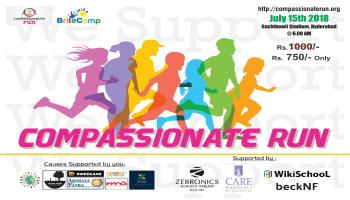 Compassionate Run - promoting Art of Giving