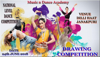 Delhis Biggest National Level Dance Competition 2018