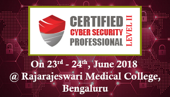 Certified Cyber Security Professional (CCSP) Workshop
