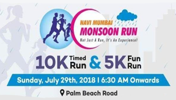 Navi Mumbai Monsoon Run