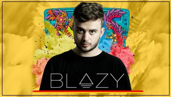 Blazy live at BPM