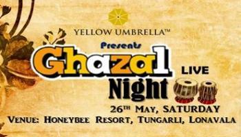 Gazal Night Lonavala