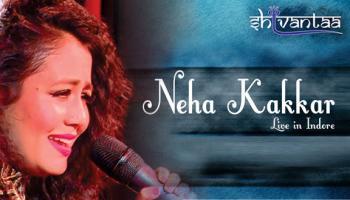 Neha Kakkar Live In Concert Indore