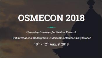 OSMECON - 2018