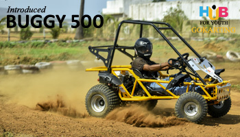 Buggy 500 at Hub For Youth