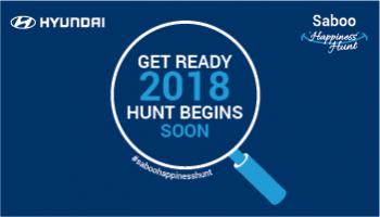 Saboo Hyundai Happiness Hunt