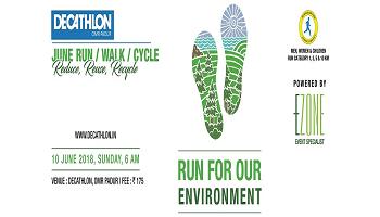 DECATHLON Run Series - June for our Environment