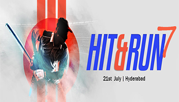 7th Hit and Run Corporate Cricket Tournament -Hyderabad