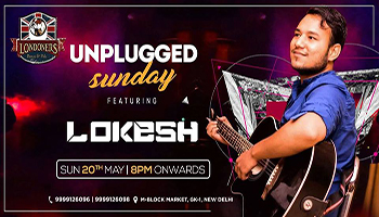 Unplugged Sunday with Lokesh At Londoners copy