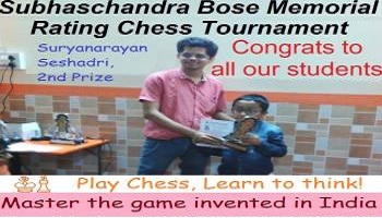 Mahim Saurabh Barve Blitz 5 min  Bullet 1 min Open Rating Chess Tournament