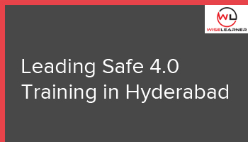 Leading Safe 4.5 Training in Hyderabad with best the trainer