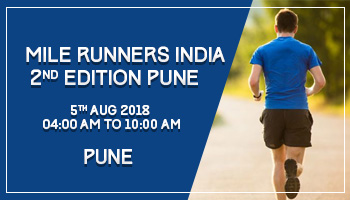 Mile Runners India 2nd Edition Pune