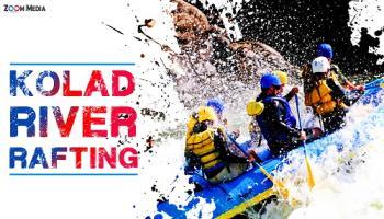 Zoom Media River Rafting at Kolad