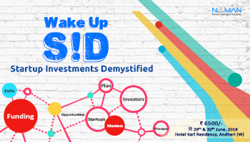 Wake Up SID - StartUp Investments Demystified