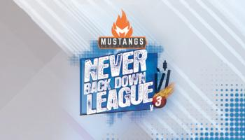 Never Back Down Season 3 (By Mustangs Sports Club)