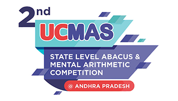 2nd UCMAS Andhra Pradesh State Level Competition - 2018