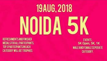 NOIDA 5K Run