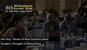 6th Skill Development Summit