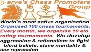 Saurabh Barve Mahim Rating Chess Super Grandmaster Tournament Open to all ages