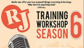 R J Training Workshop Season 6